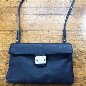 Zara basic small shoulder bag